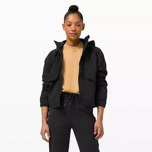 Lululemon Black Always Effortless Jacket